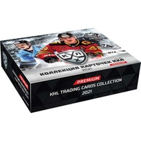2020-21 KHL CARDS COLLECTION PREMIUM (Hel Box)