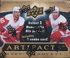 2009-10 Artifacts (Hobby Box)