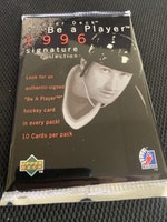 1995-96 Be A Player Signature Collection (Löspaket)