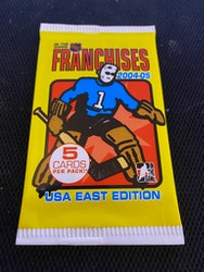 2004-05 In the Game Franchise East (Hobby Pack)