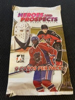 2010-11 ITG Heroes & Prospects (Hobby Pack)