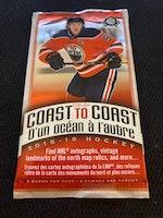 2018-19 O-Pee-Chee Coast To Coast (Hobby Pack)