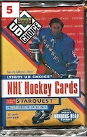 1998-99 UD Choice (Hobby Pack)