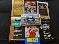 PAKET MED 7 BLANDADE LÖSPAKET (NHL)