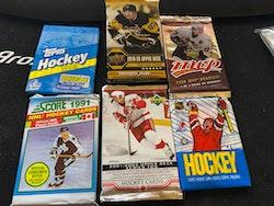 PAKET MED 6 BLANDADE LÖSPAKET (NHL)