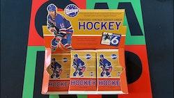 2000-01 Upper Deck Vintage (Löspaket)
