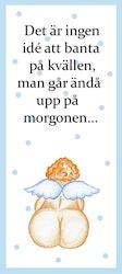 Magnet med ängel, 3 olika citat