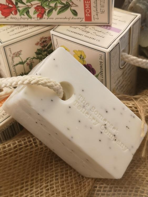 Tvål, Citronverbena