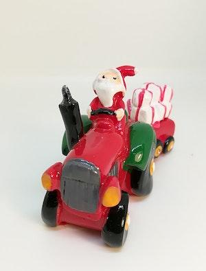 Tomtesson, traktor