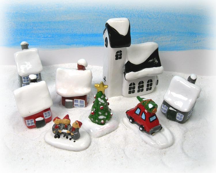 Julby i 2 storlekar