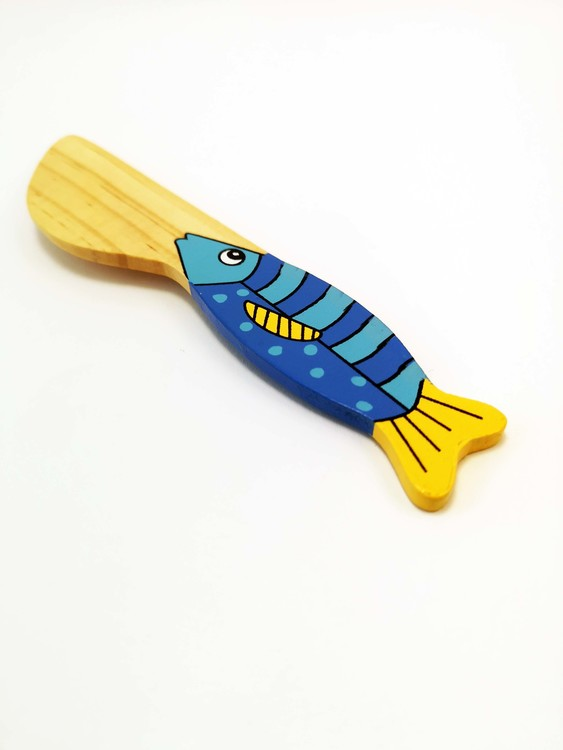 Smörkniv,fiskar