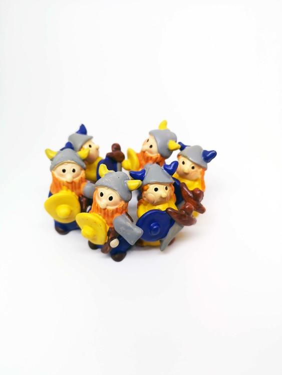 Vikingar i miniformat 2-pack
