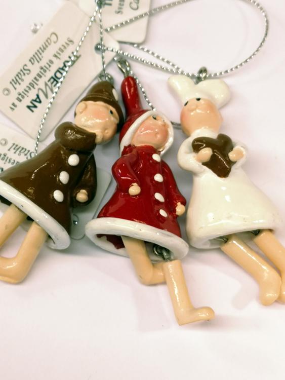 Luciafölje till julgranen, 3-pack