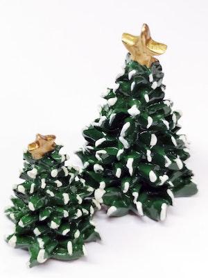 Julmarknad, julgran 2 storlekar