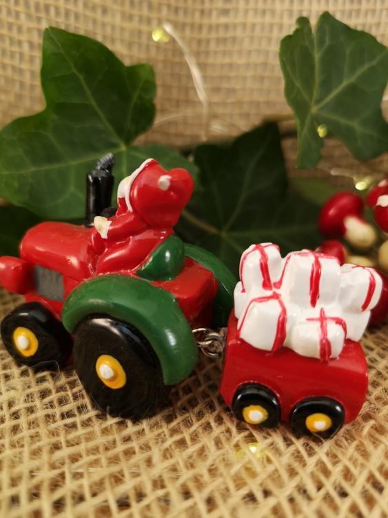 Tomte, traktor