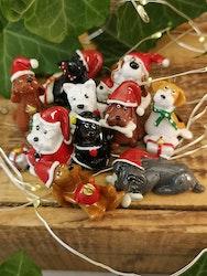 Julhundar ,små och söta