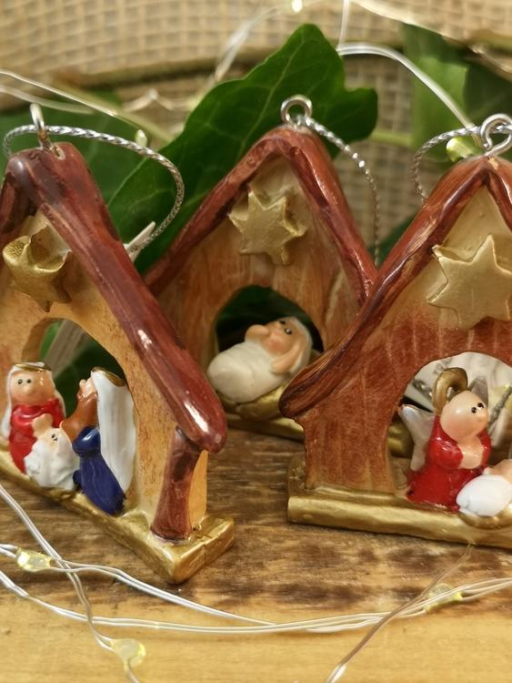 krubbor till julgranen