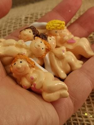 Små nakna änglar, 2-pack