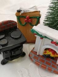Inredning till julstugan