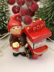 Popcornsförsäljare