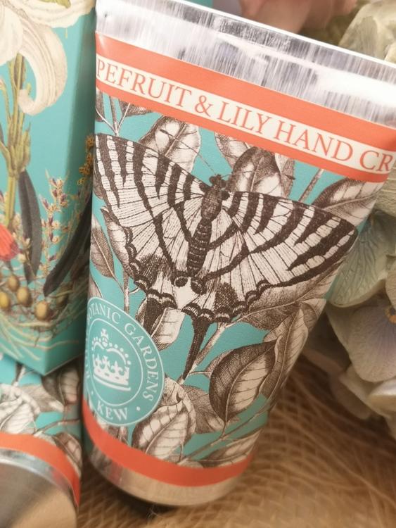 Handkräm, grapefruit & lily