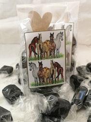 Kolapåse med hästmotiv