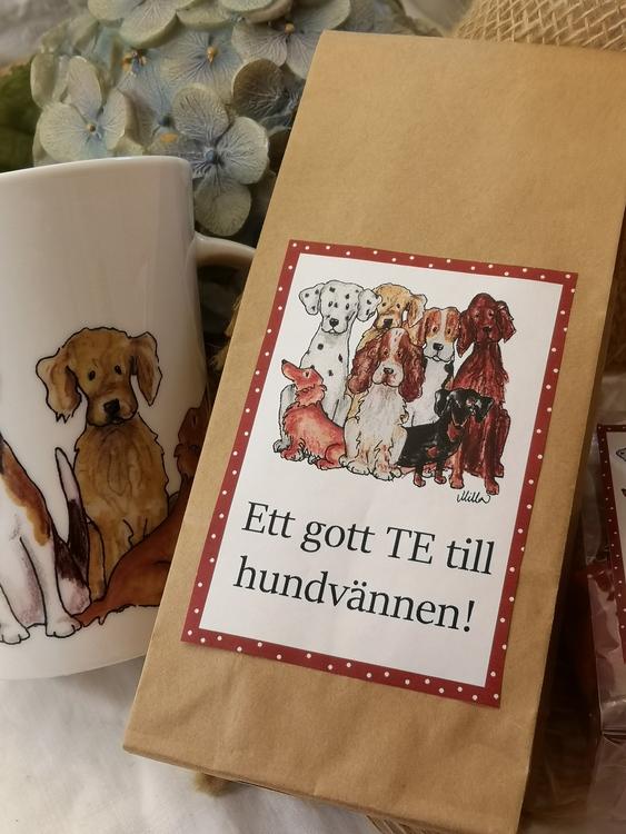 Te till hundvännen