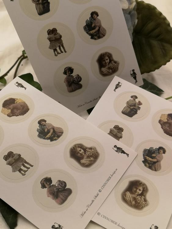 Stickers, Dåtid 2