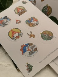 Stickers, jul