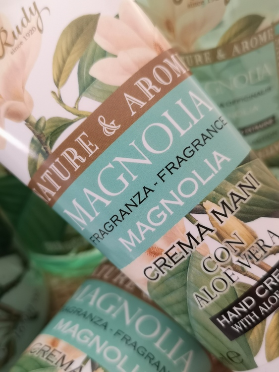 Handkräm, magnolia