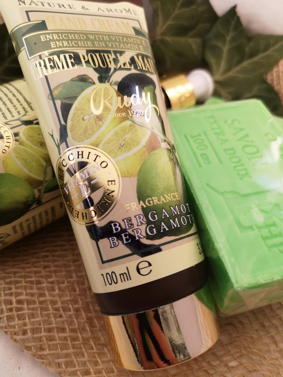 Apothecary Hand Cream Bergamot