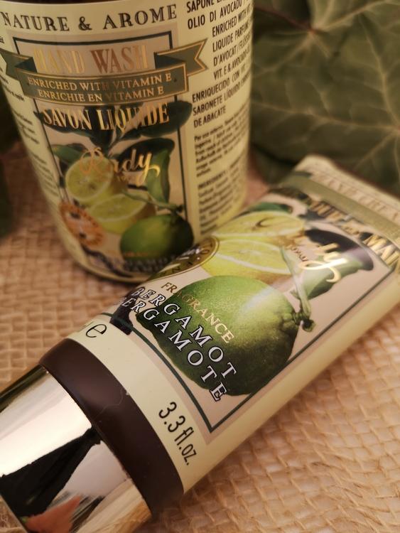 Apothecary Liquid Soap Bergamot