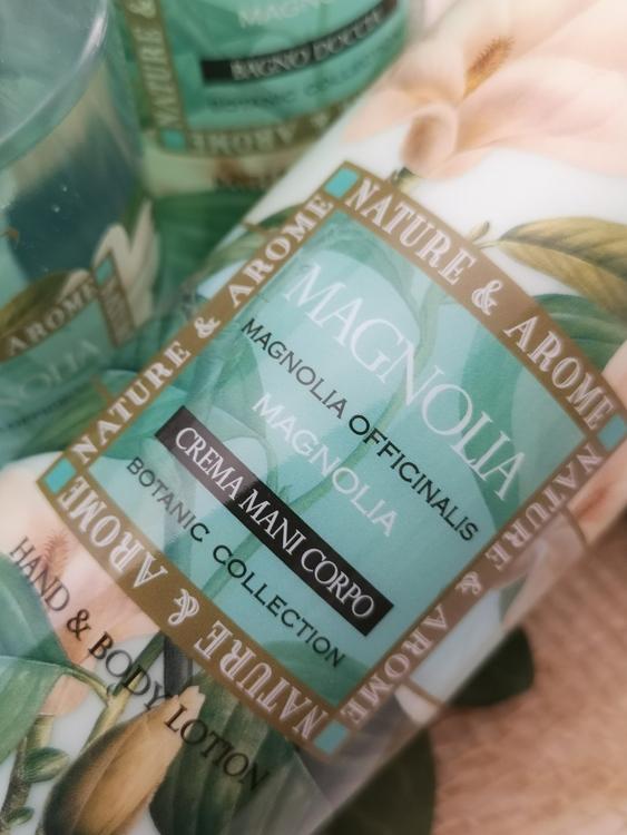 Bodylotion, magnolia