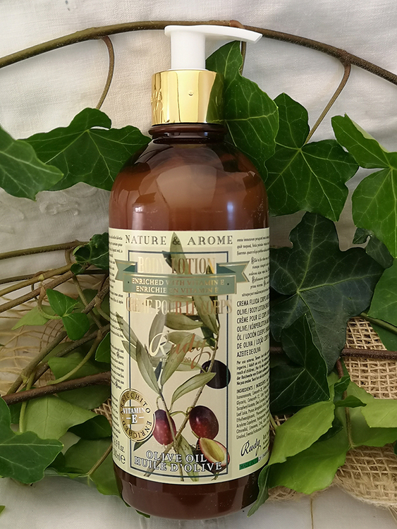 Apothecary Hand & Body Lotion Olive Oil