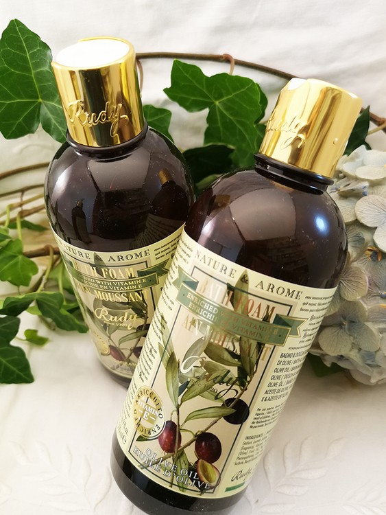 Apothecary Bath & Shower Gel Olive Oil