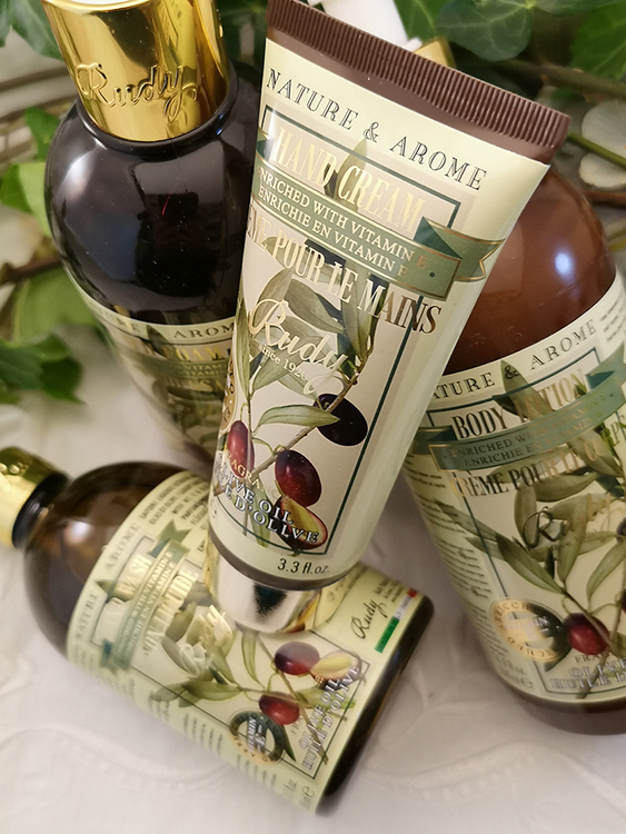 Apothecary Hand Cream Olive Oil