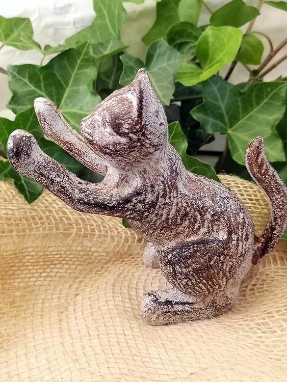 Katt i gjutjärn