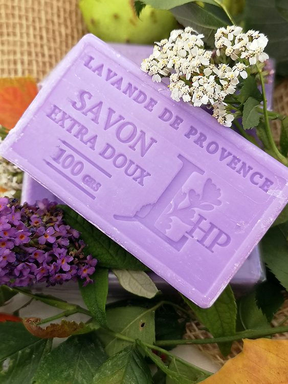 Marseille tvål, lavendel