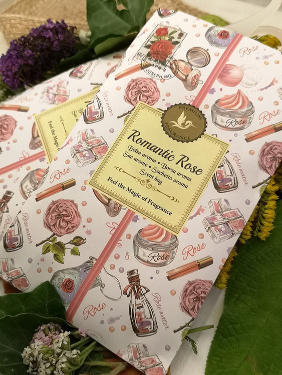 Doftpåse, Romantic Rose