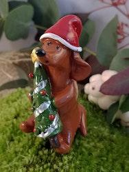 Tax med julgran