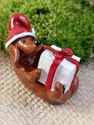 Tax med julklapp