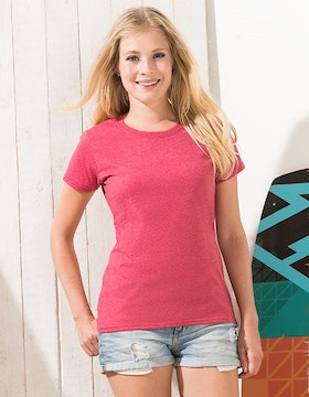T-shirt Valueweight-T Lady-fit