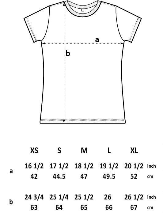 Women´s Classic T-Shirt EP02