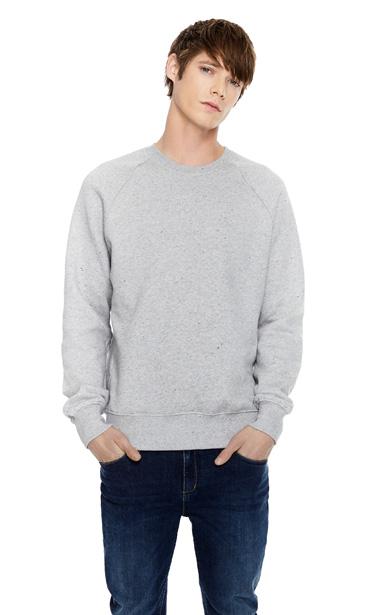 Sweatshirt Raglan Unisex EP65