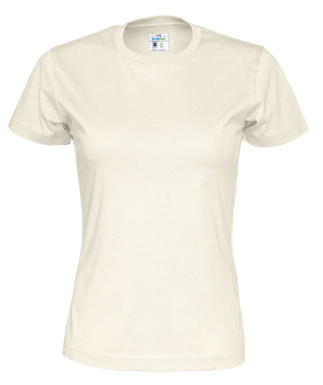 T-Shirt Roundneck Lady