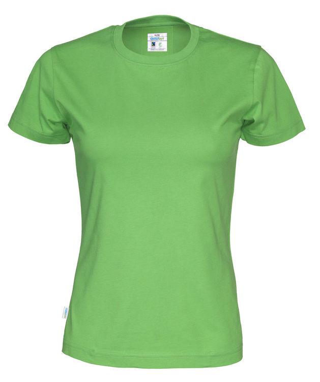 T-Shirt Roundneck Lady