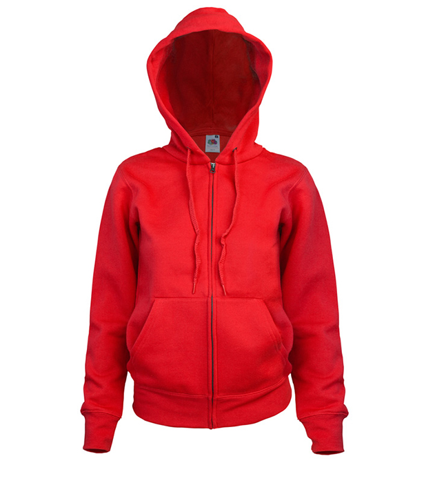 Women´s Hooded Lady-fit