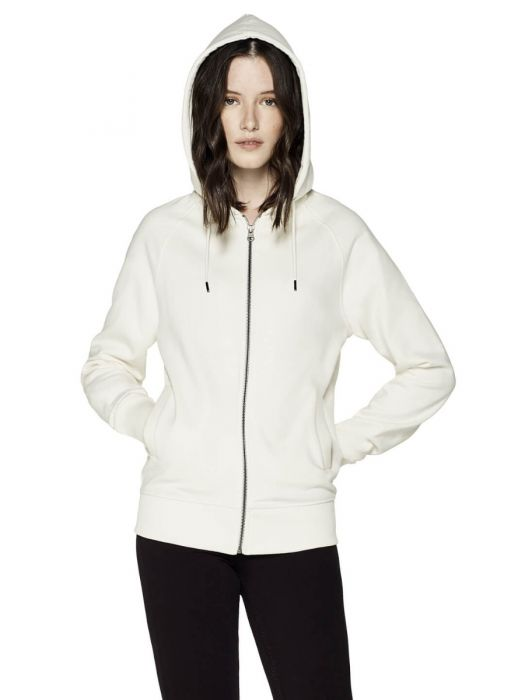CLASSIC Heavy Unisex Raglan Zip-Up Hoody With Side Pockets