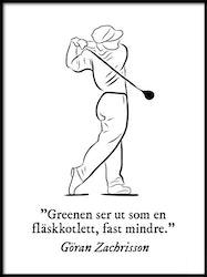 Poster Citat Göran Zachrisson