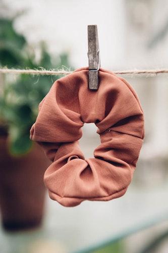 Scrunchie - Terrakotta